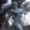 Советская женщина терминатор